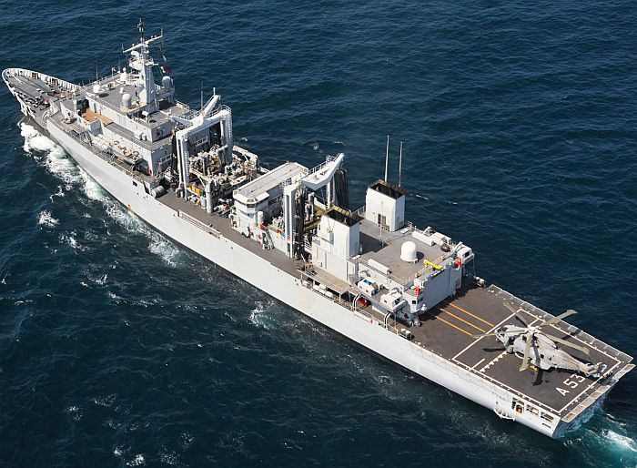 navy cti
