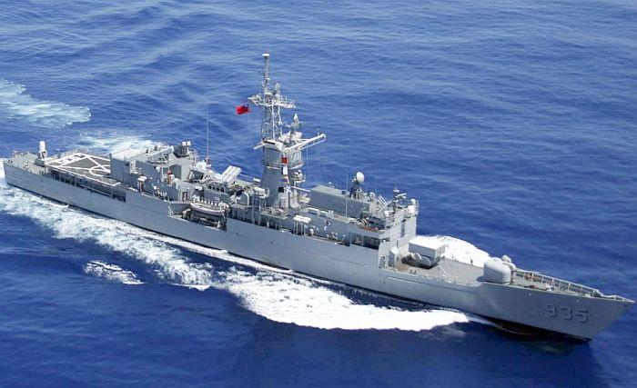 濟陽級飛彈巡防艦935
