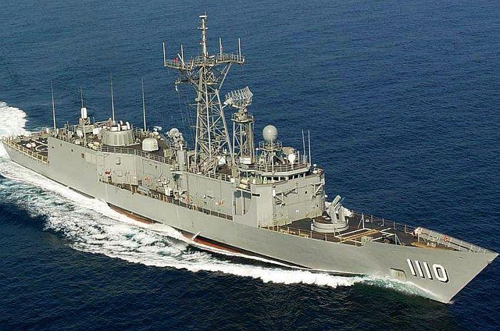 成功級飛彈巡防艦艇1110