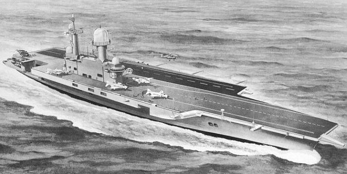 British Fleet Carriers.